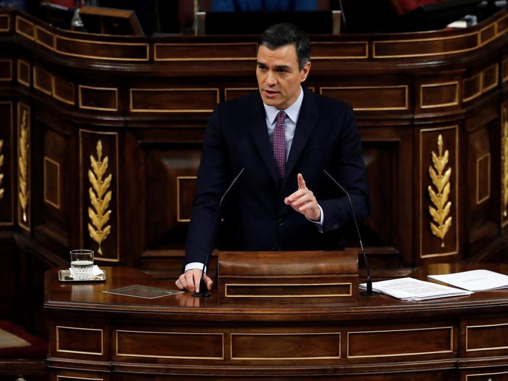 El Congreso se reúne este martes para la votación definitiva de la investidura de Sánchez