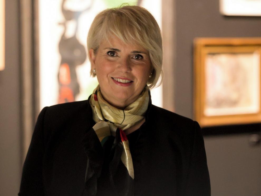 """María Victoria Sanagustín: """"La galería S""""Art generaba una atmósfera cultural absolutamente fabulosa"""""""