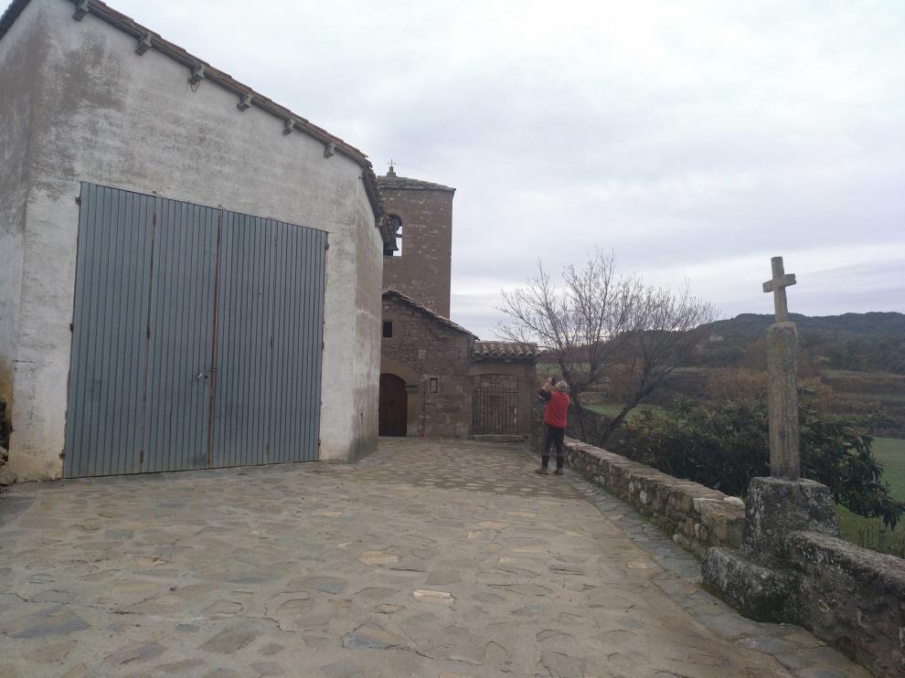Foto de la iglesia de Hospitaled