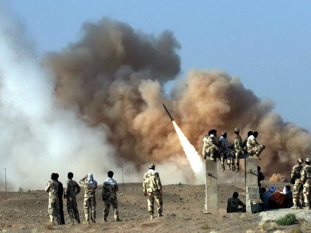 El Pentágono atribuye a Irán un ataque a dos bases con tropas de EEUU en Irak