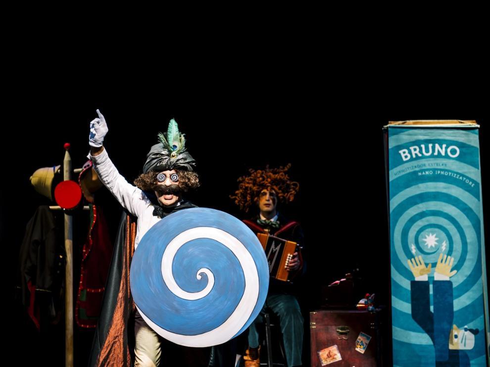 Teatro, música, magia y mucho humor, en la agenda cultural invernal de Monzón