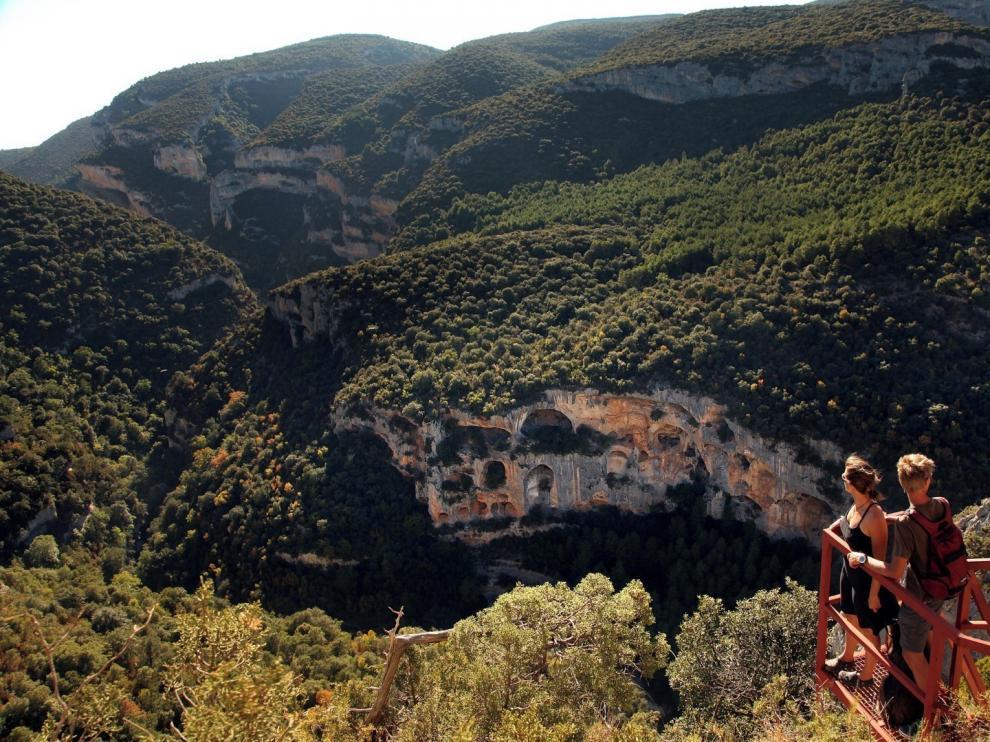El Ayuntamiento de Barbastro aprueba el convenio con la Comarca de Somontano para el Parque Cultural del Río Vero