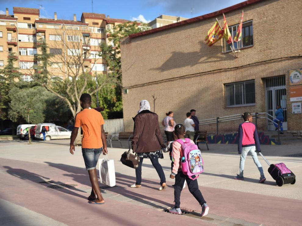 Los barrios de Huesca reclaman más atención al Ayuntamiento