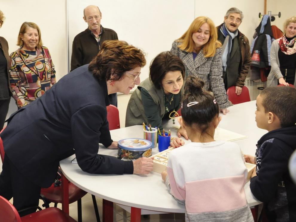 El Gobierno de Aragón destina 150.000 euros a refuerzo escolar y conciliación