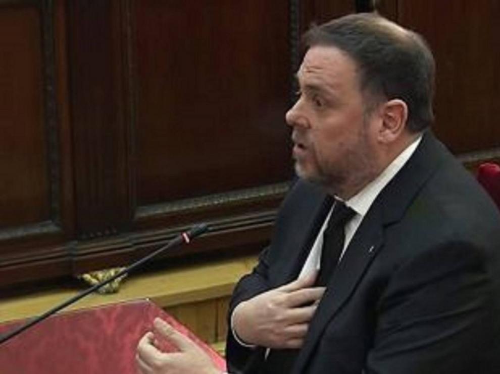 El Supremo rechaza suspender el acuerdo de la JEC que inhabilitó a Junqueras