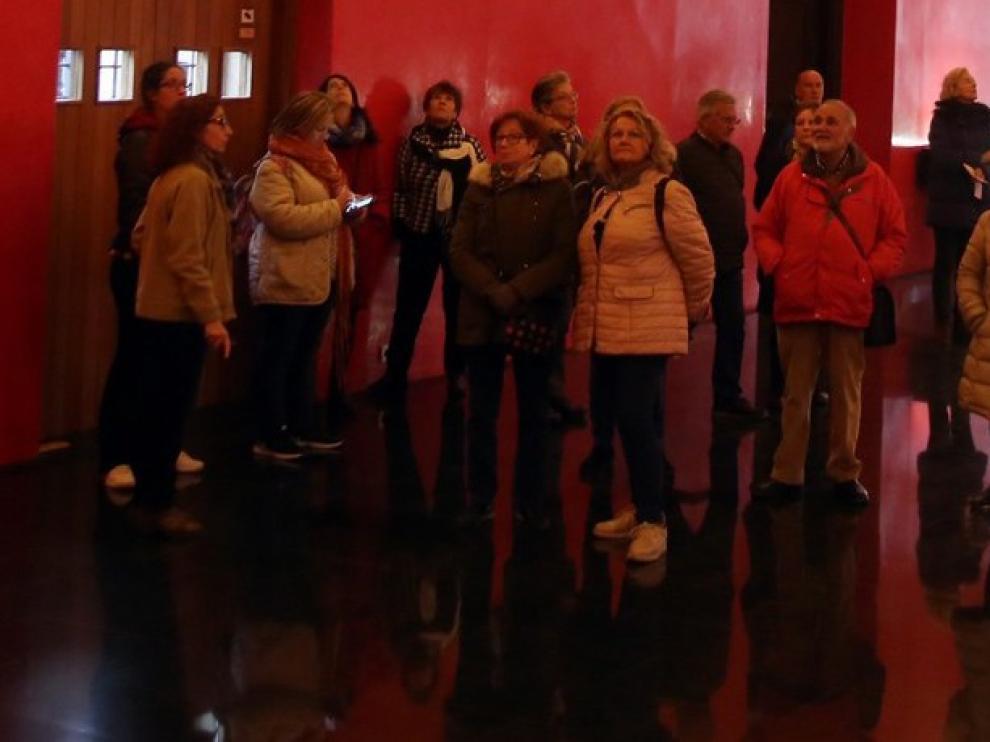 La Catedral de Huesca bate récord con más de 41.000 visitas