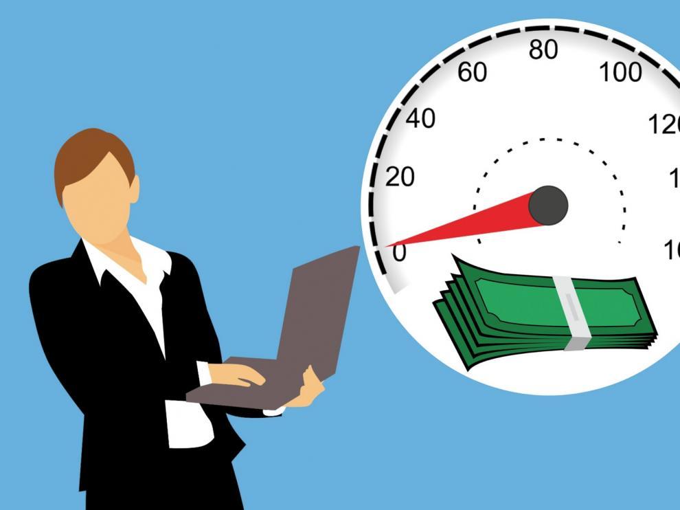 Mejora el sueldo de los empleados, pero crece la brecha salarial