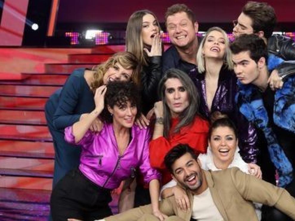 """""""Tu cara me suena"""" arranca su octava temporada con Madonna y Mahmood"""