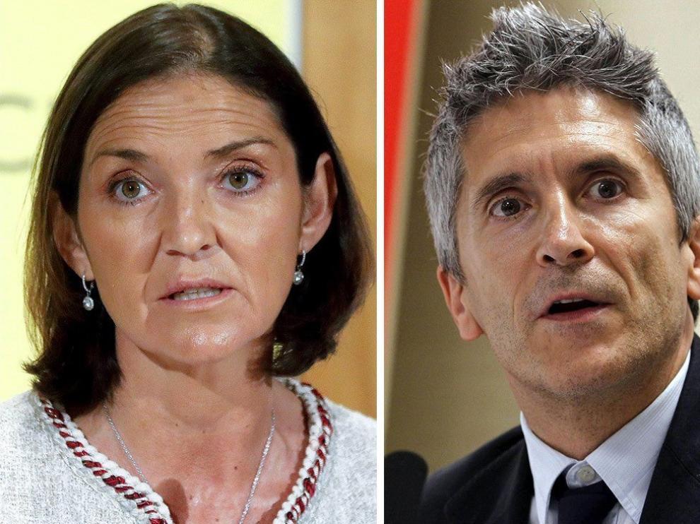 Grande-Marlaska repetirá como ministro del Interior y Reyes Maroto como responsable de Industria