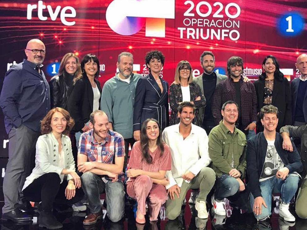 """""""Operación Triunfo"""" vuelve a La 1 el 20 de mayo para completar la edición"""