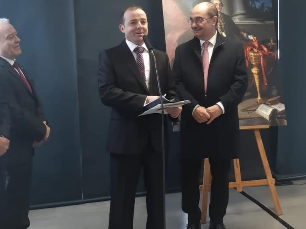 El alcalde de Siétamo anuncia su dimisión