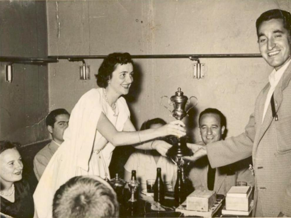 Adiós a Antonio Laviña, un gran campeón oscense de ajedrez
