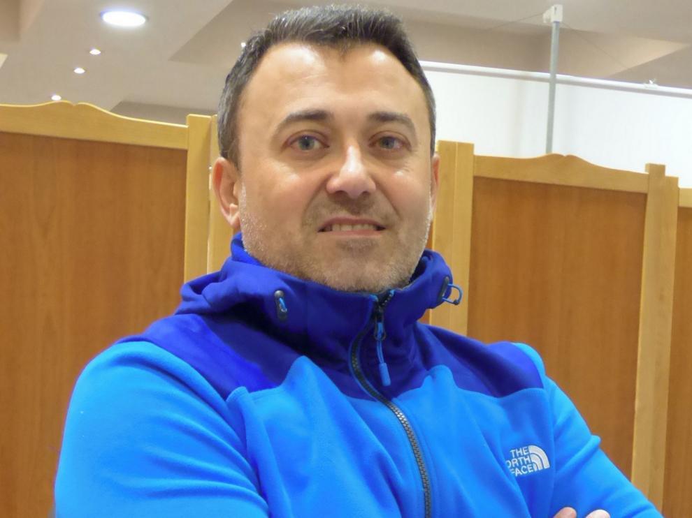 """José Luis Blázquez: """"Defendemos otra forma de hacer deporte en la que se valoran la amistad y el buen rollo"""""""