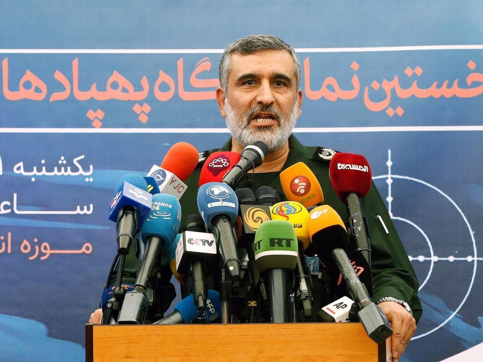 La Guardia Revolucionaria iraní admite que confundió el avión con un misil de crucero y lo abatió