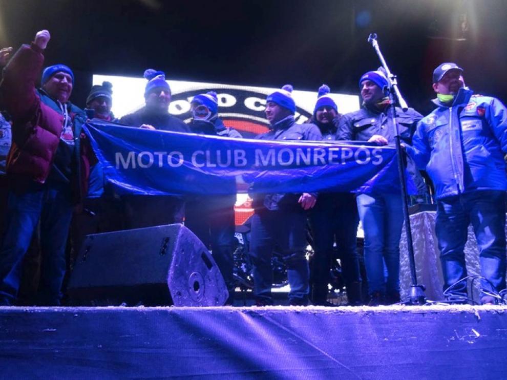 """Javier Berna: """"Es un orgullo representar a la provincia de Huesca en el mundo de las motos"""""""