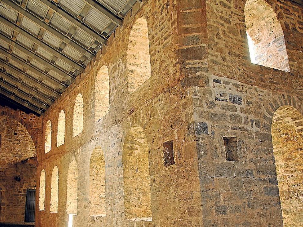 San Victorián lucha por seguir contando la historia de Aragón