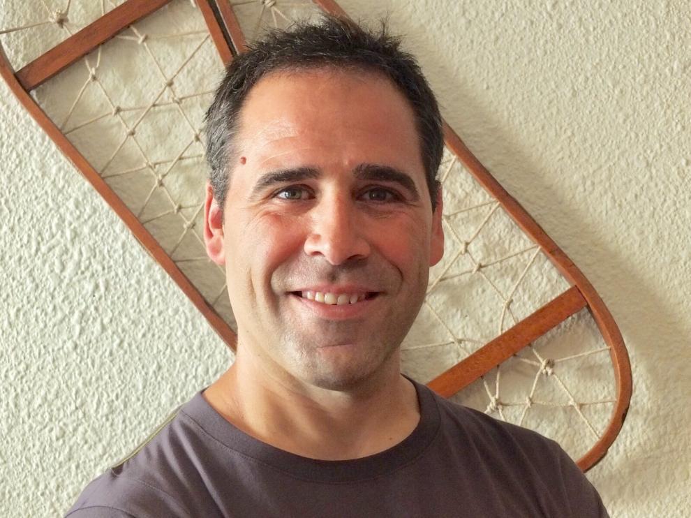 Reconocimiento al profesor del Campus de Huesca José Antonio Julián