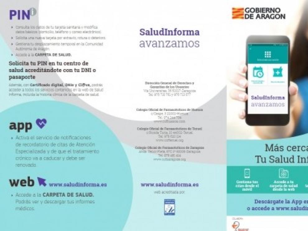 """Salud Informa estrena """"PIN salud"""", un nuevo método de acceso al portal seguro y accesible"""
