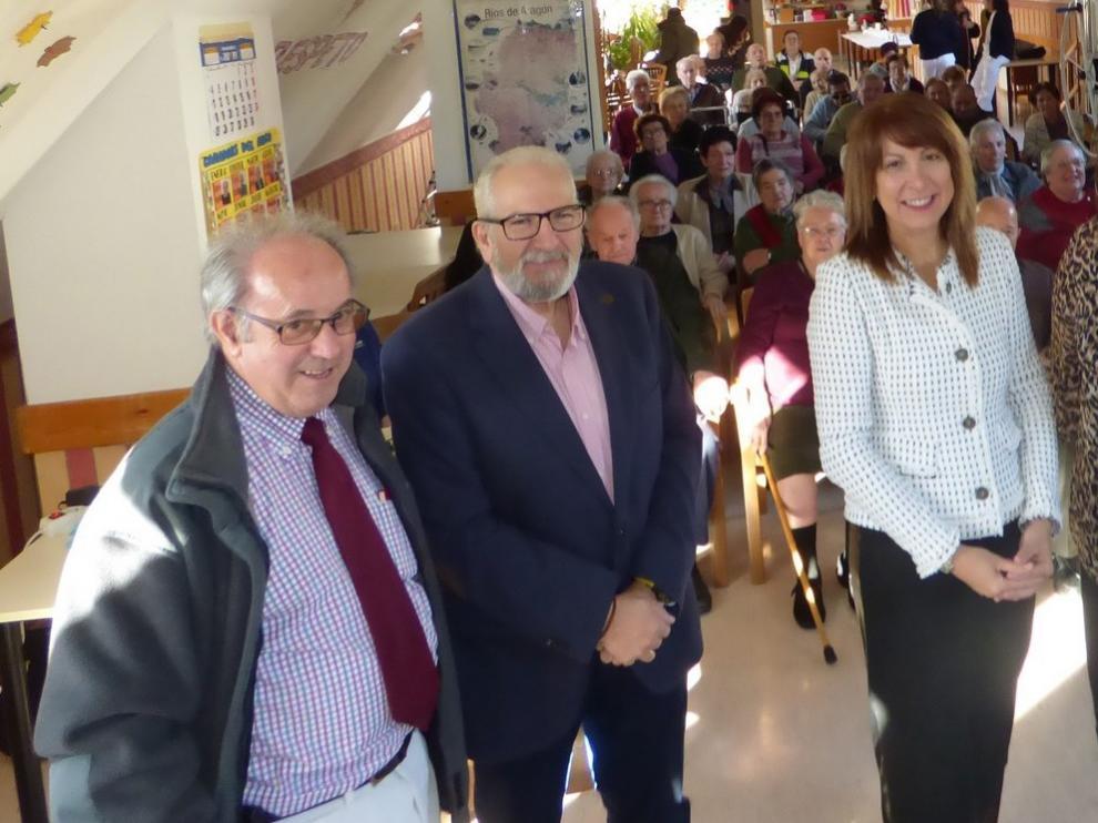 La residencia Valles Altos celebra su 20 aniversario
