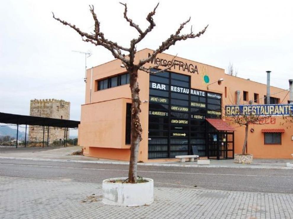ATRIAs y el Centro de Gestión Integrada del Gobierno de Aragón se reúnen en Merco Fraga