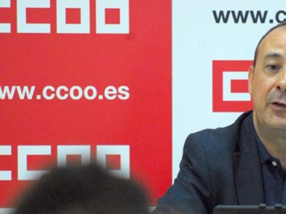"""CCOO pide seguir mejorando salarios porque sólo se ha recuperado una """"pequeña parte"""" de poder adquisitivo"""