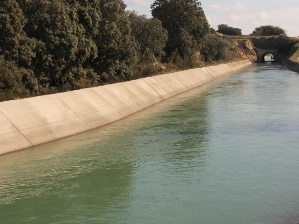 Licitadas por 1,5 millones mejoras en Huesca del Canal de Aragón y Cataluña