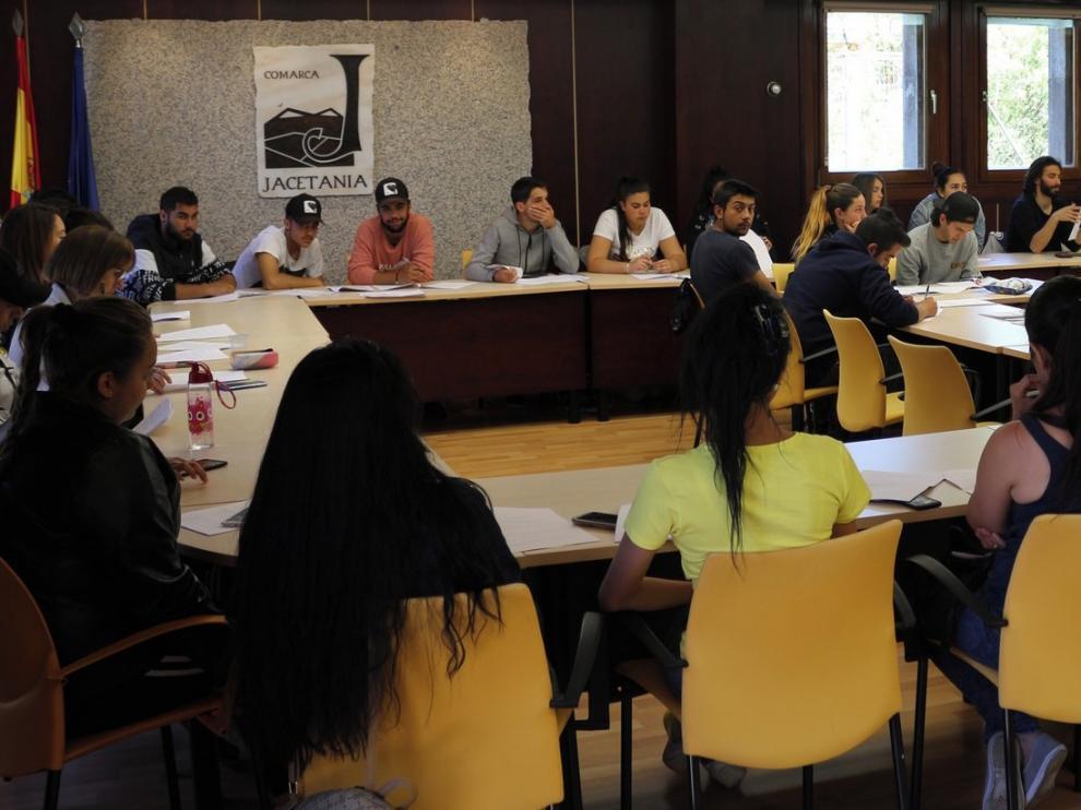 El Inaem subvenciona dos proyectos comarcales de inserción laboral