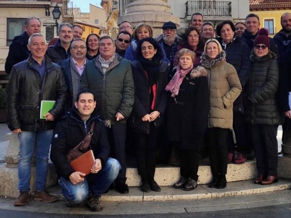 La participación en las procesiones de Semana Santa crece en Aragón