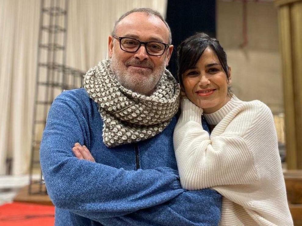 Sánchez y Carbonell, cultura y humor en las noches de La 2