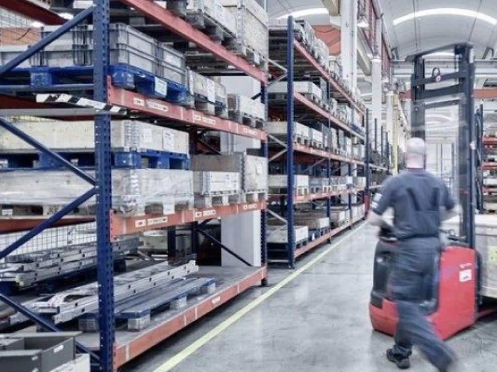 Schindler anuncia el despido de 119 trabajadores de su planta de Zaragoza