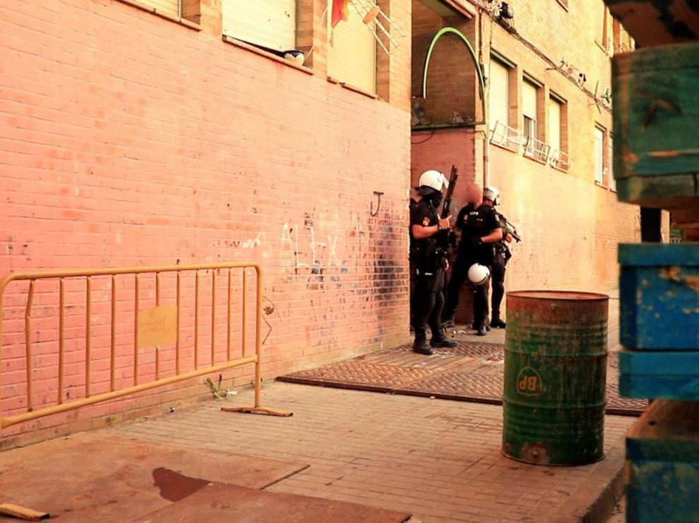 El Ayuntamiento de Huesca acepta las ideas del Justicia para la calle Valencia