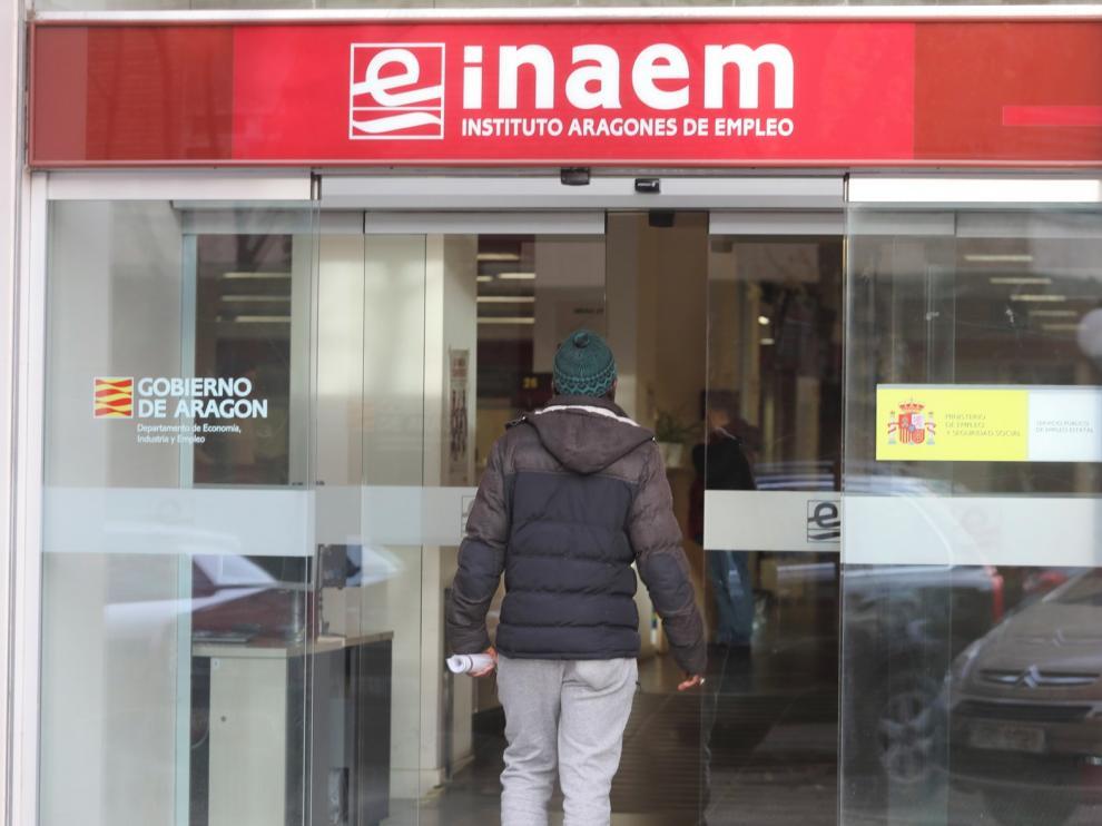 Huesca pierde más de 2 años de creación de empleo
