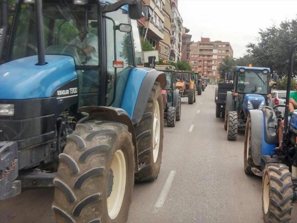 El sector agrario se manifestará el día 28 para denunciar la situación que atraviesa