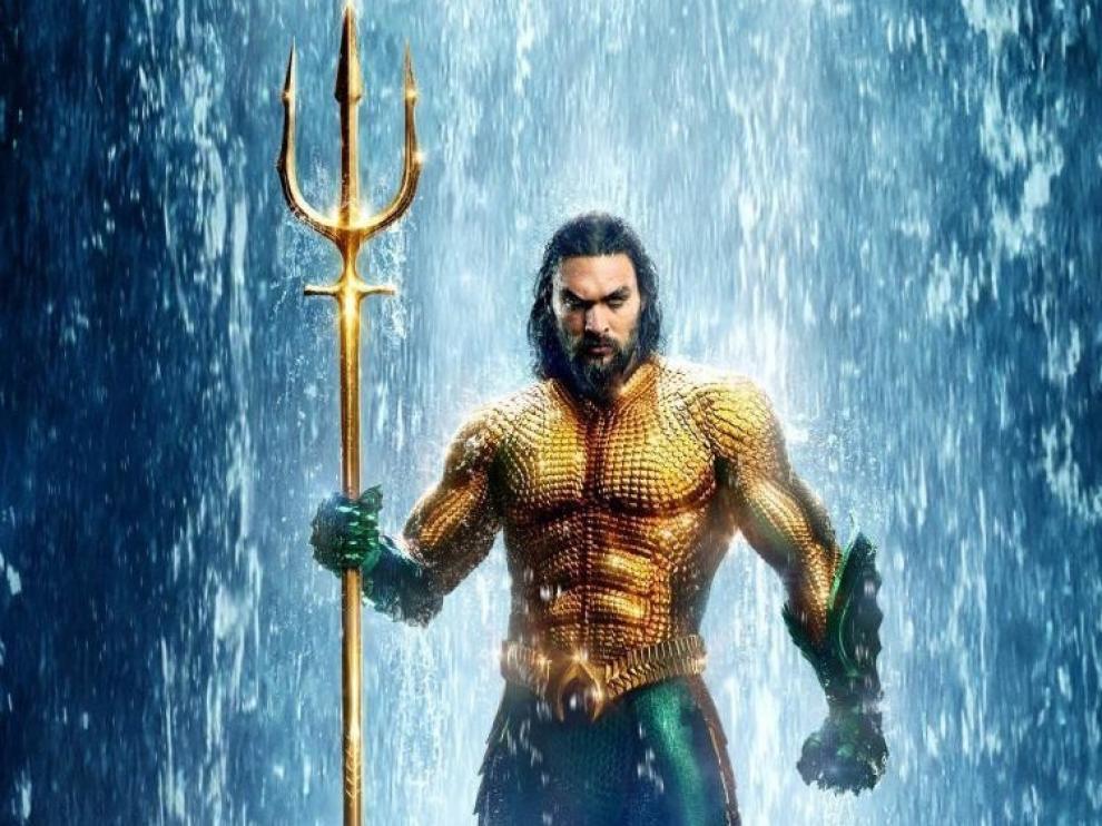 """""""Aquaman"""" tendrá su propia serie de dibujos animados en HBO Max"""