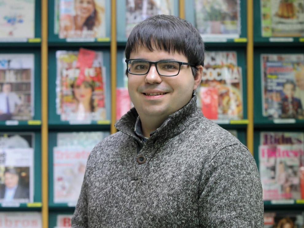 """David Lorenzo Cardiel: """"'Hablar despacio' ofrece una lectura reposada que invita a la reflexión"""""""