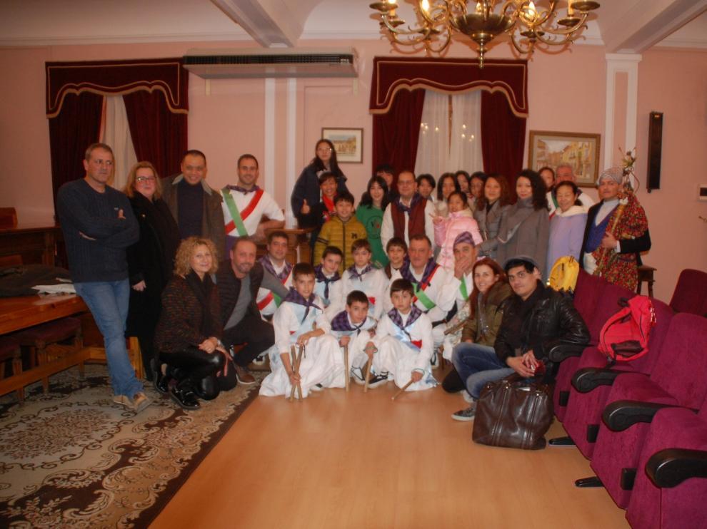 El Concurso Internacional de Piano I Winter Festival arranca en Sariñena