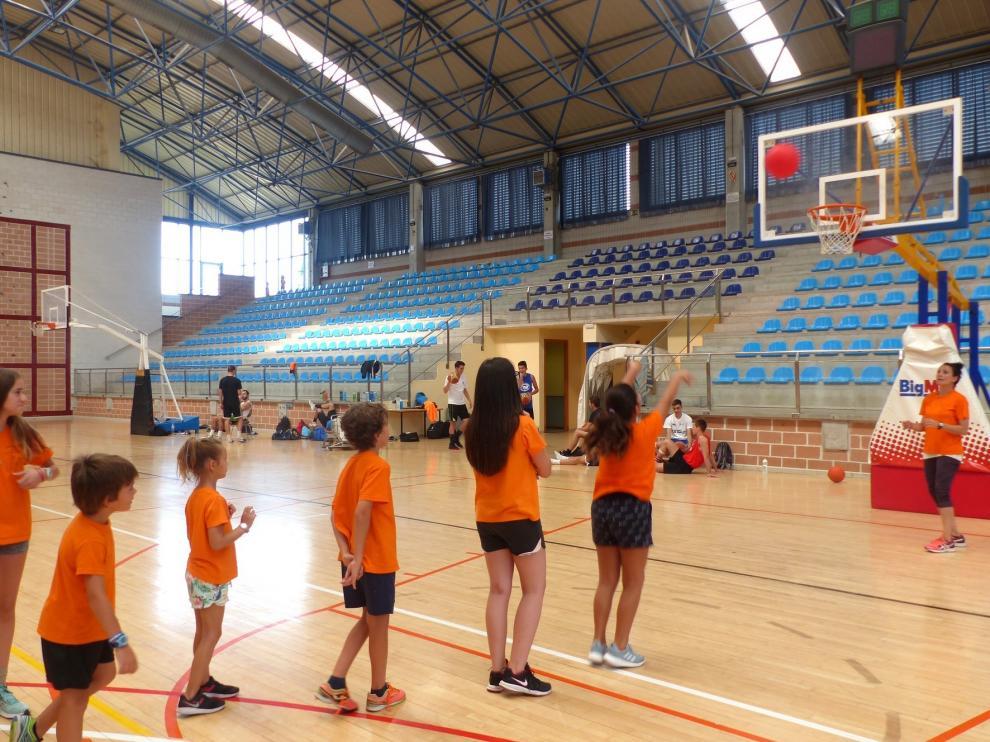 Convocan en Huesca ayudas al deporte escolar por 50.000 euros para Primaria, Secundaria y Bachillerato