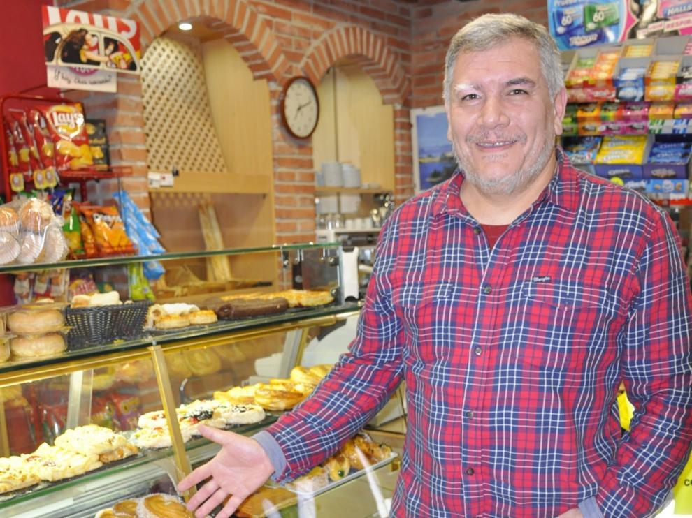 """Blas di Aloi: """"Más allá de que sean más o menos dulces, los pasteles hay que hacerlos con cariño"""""""