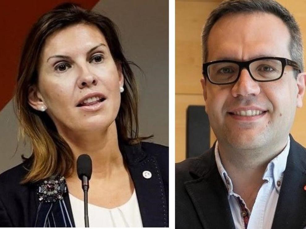 Jara Bernués y Carlos Ortas entran en el comité provincial de Ciudadanos