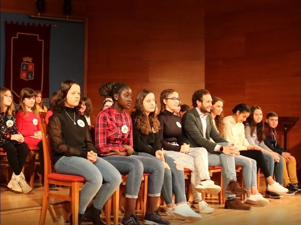 El Consejo Local de la Infancia y Adolescencia se reúne en Monzón