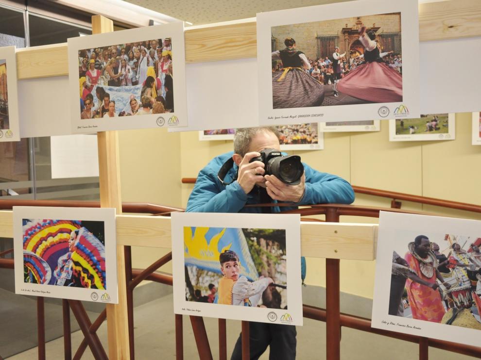 Jaca resalta el Festival Folklórico de los Pirineos con 40 imágenes