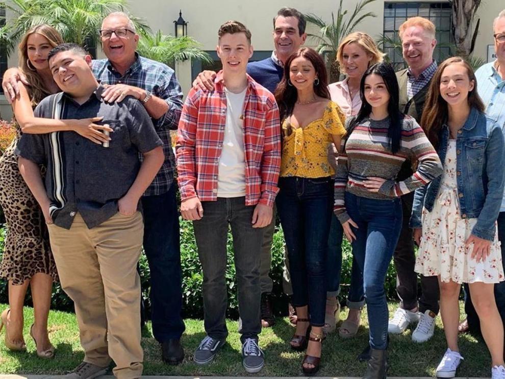 """Modern Family"" dirá adiós el día 8 de abril"