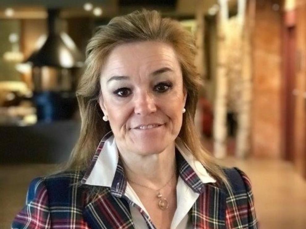 """Anabel Costas Cativiela: """"Para que un hotel funcione los propietarios tienen que vivir allí"""""""