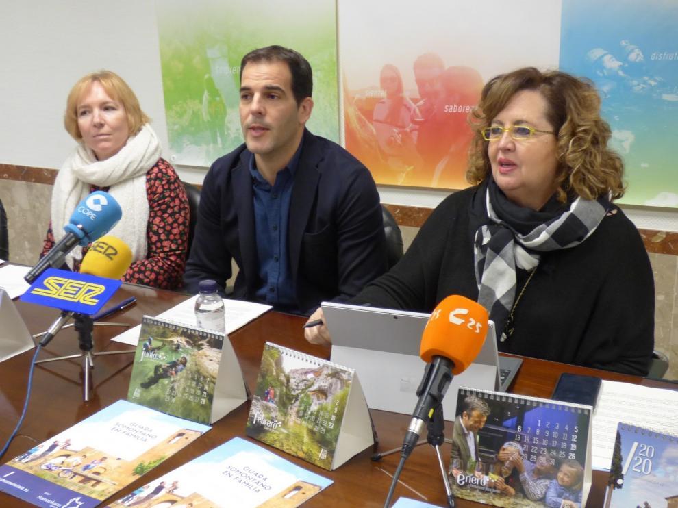 El destino Guara Somontano recibe el Sello de Turismo Familiar