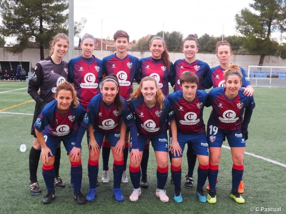 El Huesca pierde ante el Igualada y cae a plazas de descenso