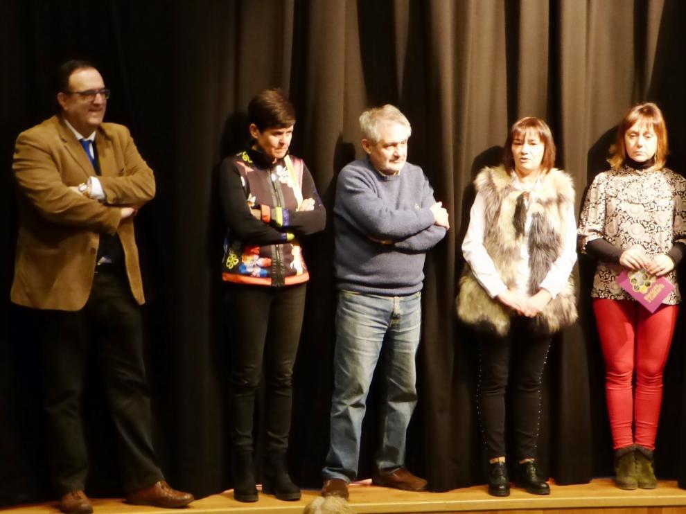 Teatro Cámara Góngora desata los aplausos del público biesquense