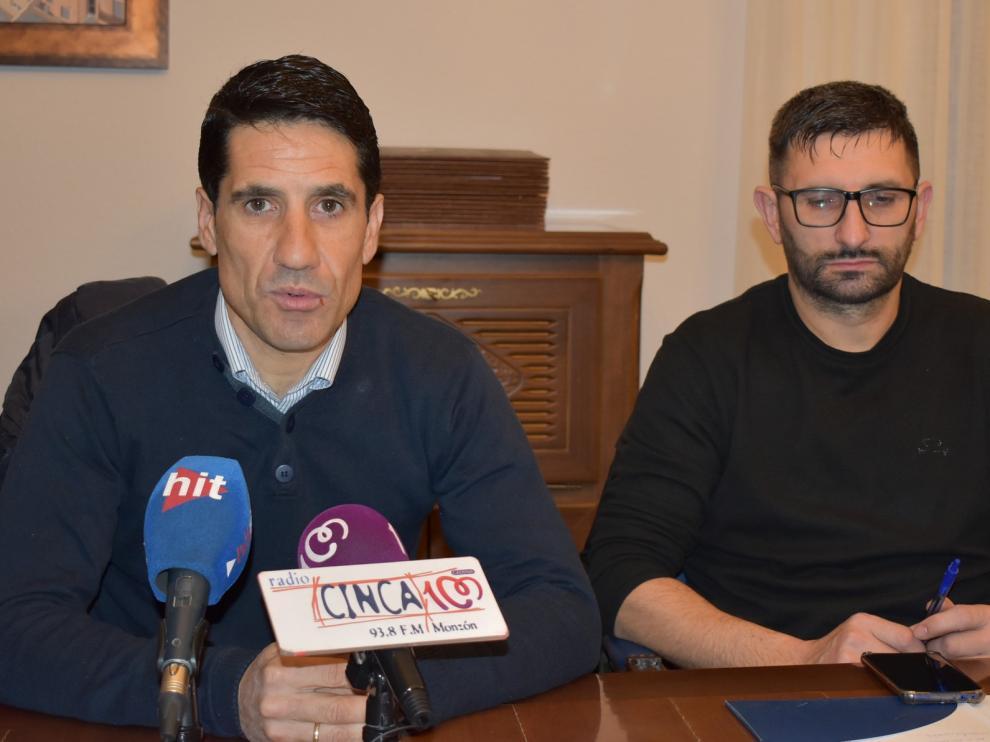 Nueva estancia de un equipo de fútbol rumano en Monzón