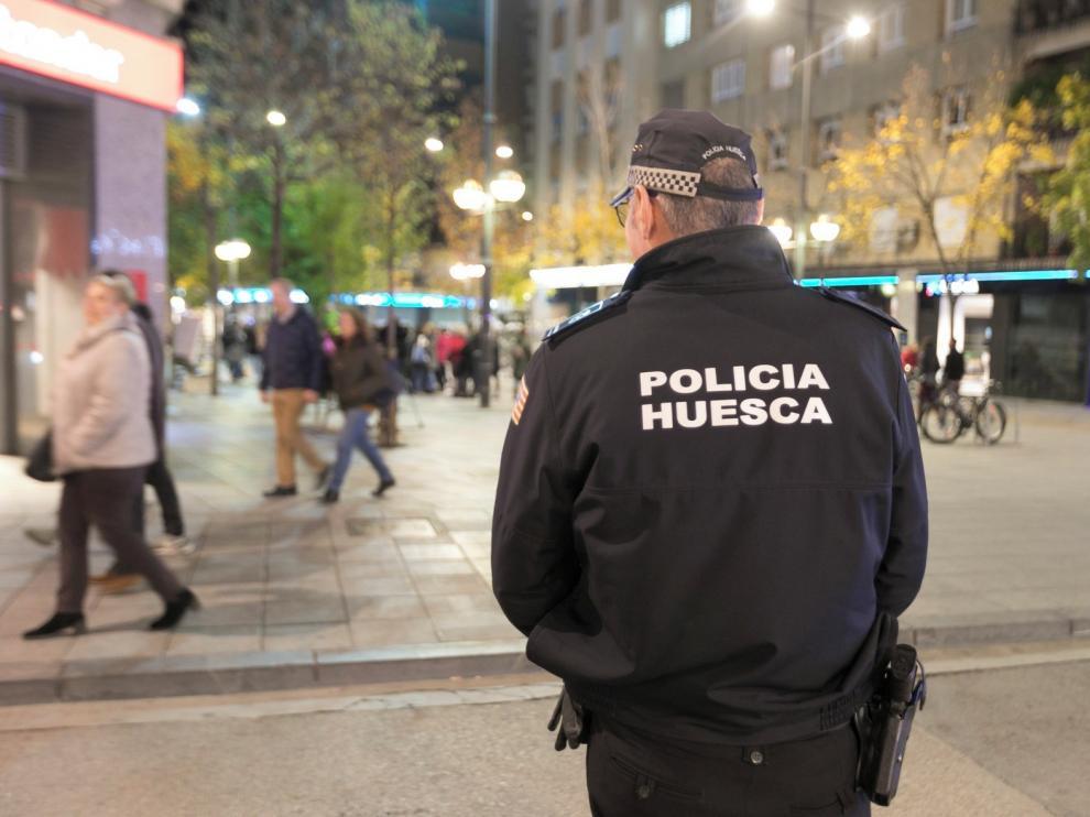 La seguridad privada queda desierta y la Policía Local de Huesca seguirá prestándola