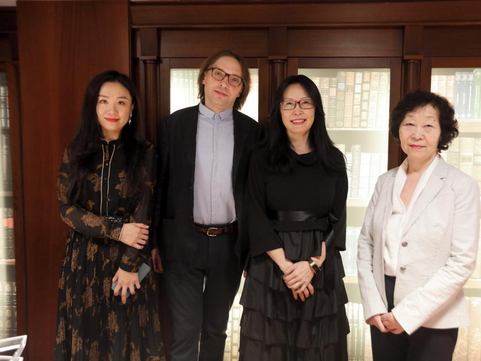 Comienza la quince edición del Concurso Internacional de Piano