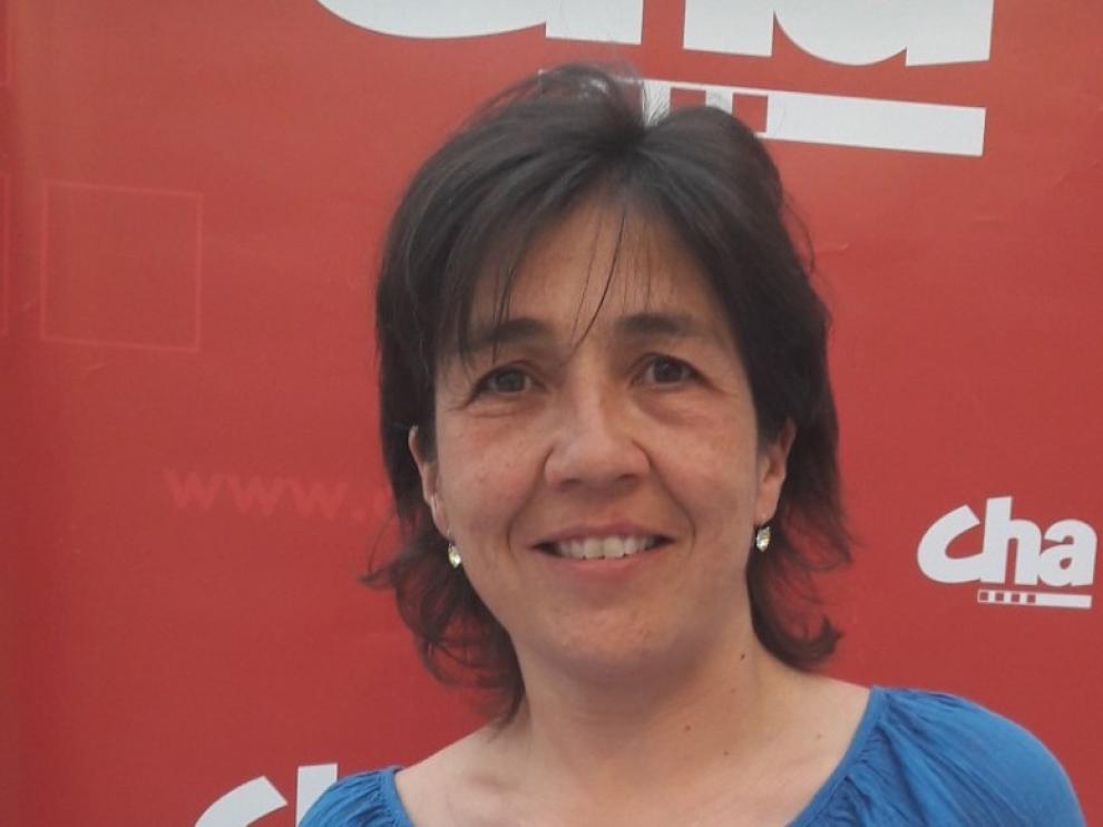 """CHA-Cinca Medio colabora en la recogida de firmas """"Por un Segundo Instituto Público en Monzón"""""""